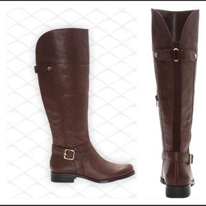 NATURALIZER Leather Jazmin Tall Boots